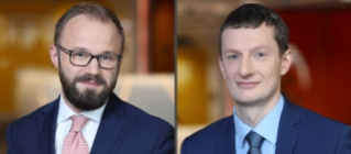 Michał Rams and Stanisław Żemojtel join PwC Legal, strengthening the law firm's ability to settle legal disputes